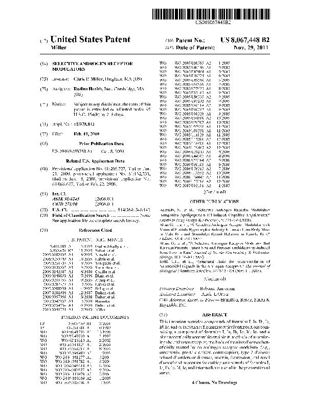 Mk-2866 Sarms Gw 50156